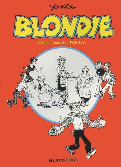 Cover for Blondie - Jubileumskavalkad 1930-1995 (Alvglans, 1995 series) #[nn]