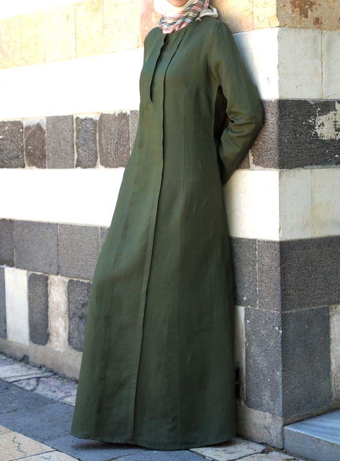 SHUKR USA | Minhah Dress for nature