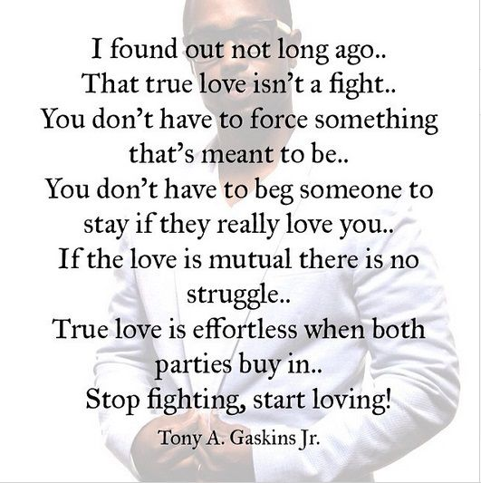 Tony A Gaskins Jr quotes 1