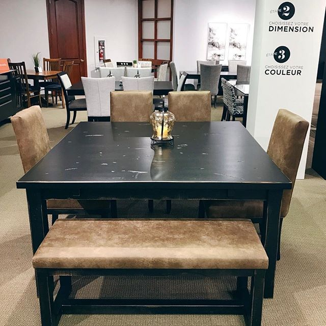 Canadel Dining Set Wiens Furniture Wiensfurniture Instagram Photos And Videos Furniture Dining Home Decor