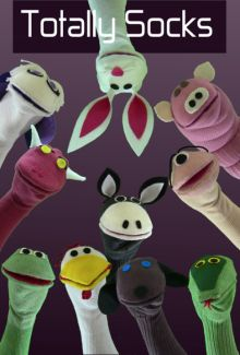 Totally Socks is a comedy webseries featuring parodies performed entirely by sock puppets against animated backgrounds.