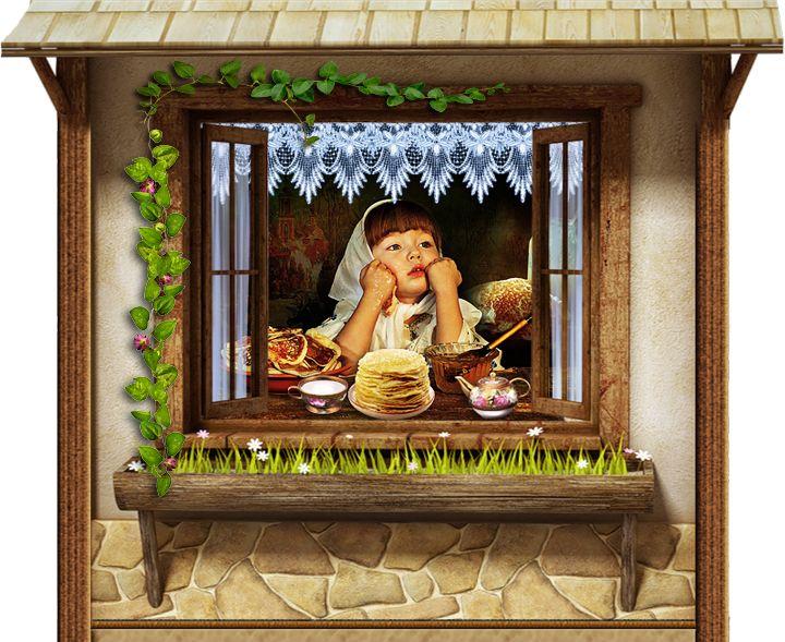 Магия праздника с Натальей Фофановой: Масленичная неделя началась. Праздничный рецепт: блинчики с грибами ==>>