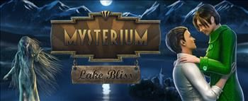 Mysterium: Lake Bliss #HIddenObjectGame | Molly Huggins, a young bride-to-be, summons you to the beautiful resort town of Lake Bliss to find her missing groom. Is Tommy Drake seeing another woman, or is he the latest victim in a series of drownings plaguing the city? Be careful, or the siren's haunting melody may lure you into the dark waters next! Follow the clues, interview suspects, and uncover what's lurking along the shores of Lake Bliss in this intriguing hidden-object puzzle adventure…