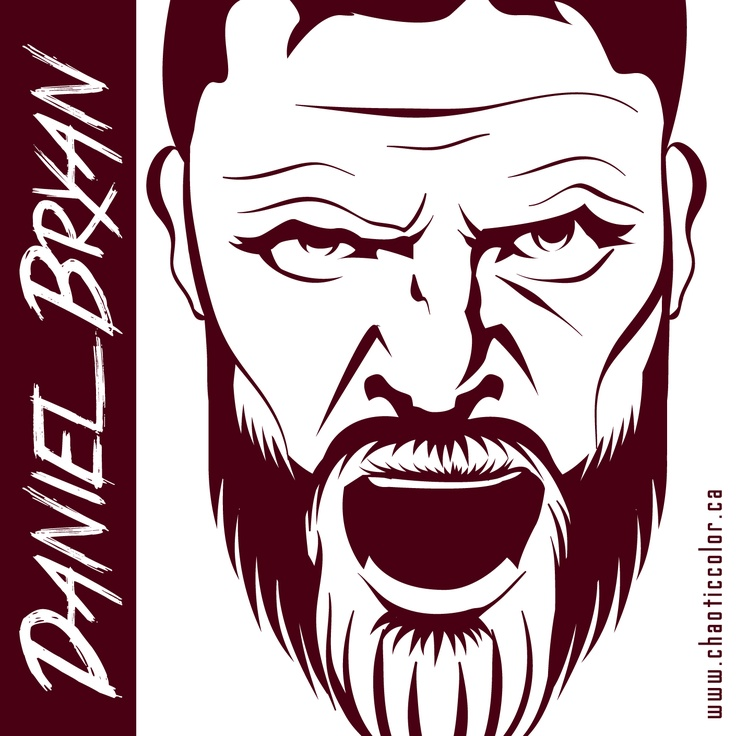 Daniel Bryan #wwe