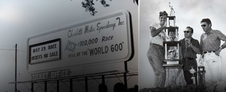 138 best images about nascar 1960 39 s and 1970 39 s on for Charlotte motor speedway ticket office