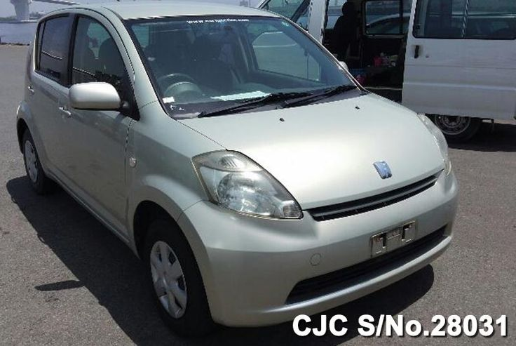 2005 #Toyota #Passo S.No. 28031 Chassis: KGC10 Grade: 4 - Very Good Condition Type: #Hatchbacks Mileage: 52485 km Engine: 1.0 Fuel: Petrol Transmission: AT Steering: Right Hand Drive (RHD) Colour: Gold Doors: 5 Seats: 5 Location: Daressalam, #Tanzania #cars #carjunction