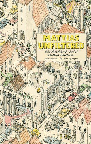 Mattias Unfiltered: The Sketchbook Art of Mattias Adolfsson by Mattias Adolfsson. $11.55. Publisher: BOOM! Studios; Original edition (October 2, 2012). Save 32%!