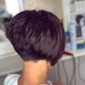 Also jetzt in kurze Haare! Rasierte Bob mit viel Text #shorthairbobpixie # … – hair braid