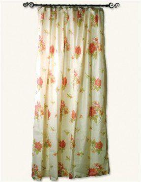 Cottage Victorian Shower Curtain - Foter