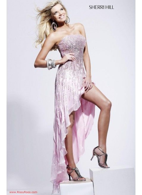47 best High-Low Dresses images on Pinterest | Party wear dresses ...