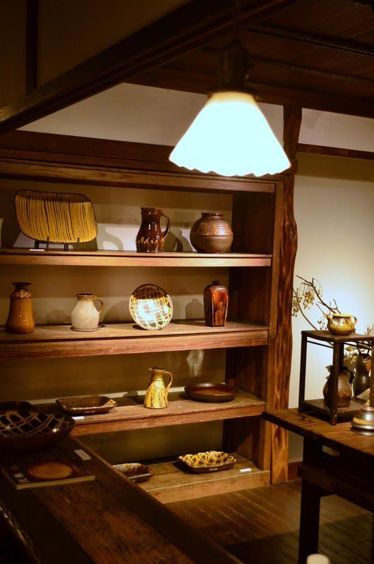 Slipware pottery by Yoji Yamada, Japan 山田洋次