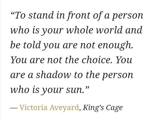 Victoria Aveyard, King's Cage
