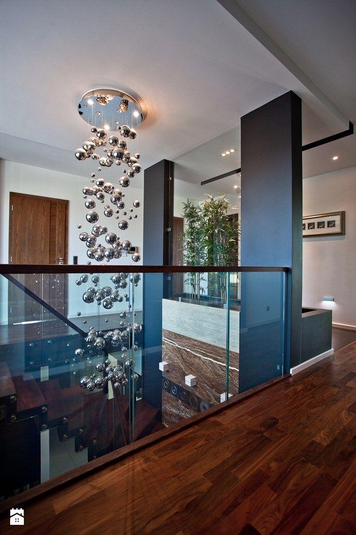 klatka schodowa w domu jednorodzinnym - Schody - Styl Nowoczesny - A2 STUDIO pracownia architektury