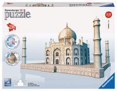 Taj Mahal | 3D Puzzle Building | 3D Puzzles | Shop | US | ravensburger.com