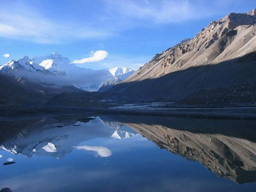 Namtso is regard as a holy lake by the people live in Tibetan Plateau, it is the highest salt lake in the world, and largest salt lake in the Tibet Autonomous Region.