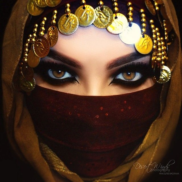 She's a one of a kind arabian princess @makeupbyjmoraaa edit by me ☺️