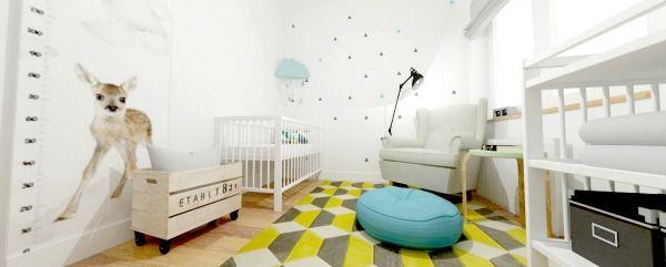 Pokój dziecięcy by Utforma Studio