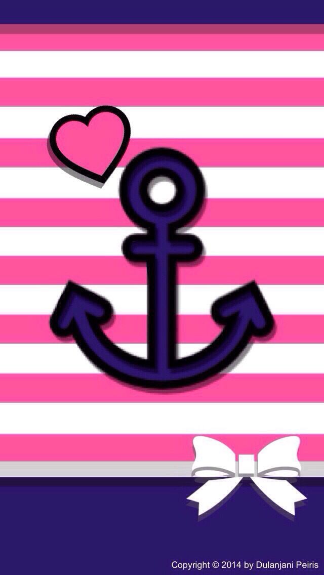 girly anchor backgrounds wwwimgkidcom the image kid