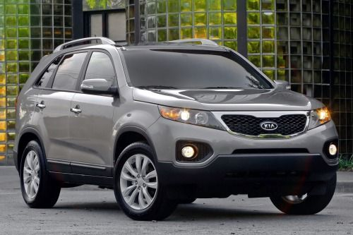 Best SUV for the Price: Review of the 2013 Kia Sorento - Everything Finance