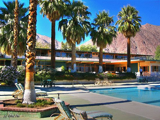 The Palms Hotel In Borrego Springs