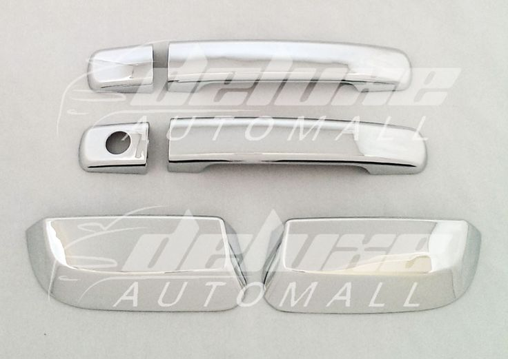 Brand NEW! Chrome Door Handle Covers (4 DOOR SET) for 2005-2012 Nissan Pathfinder. http://www.deluxeautomall.com/2005-2006-2007-2008-2009-2010-2011-2012-nissan-pathfinder-chrome-door-handle-covers-4-door-set-2920.html