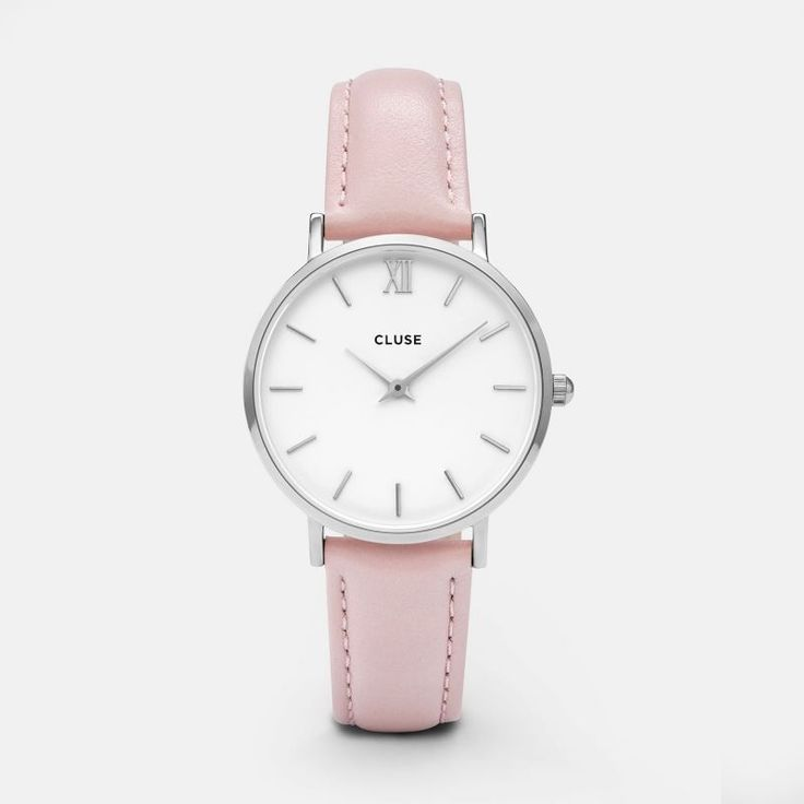 Minuit Silver White/Pink CL30005