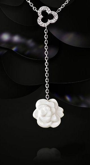 Rosamaria G Frangini | High White Jewellery | What If | Chanel