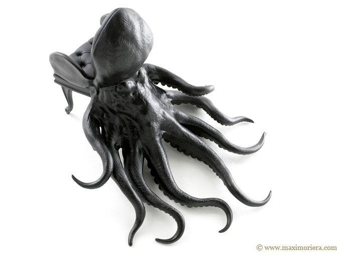 Octopus chair    www.maximoriera.com