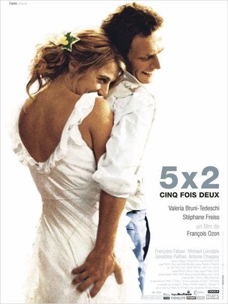 5x2 (2004) - François Ozon - Valeria Bruni-Tedeschi, Stéphane Freiss