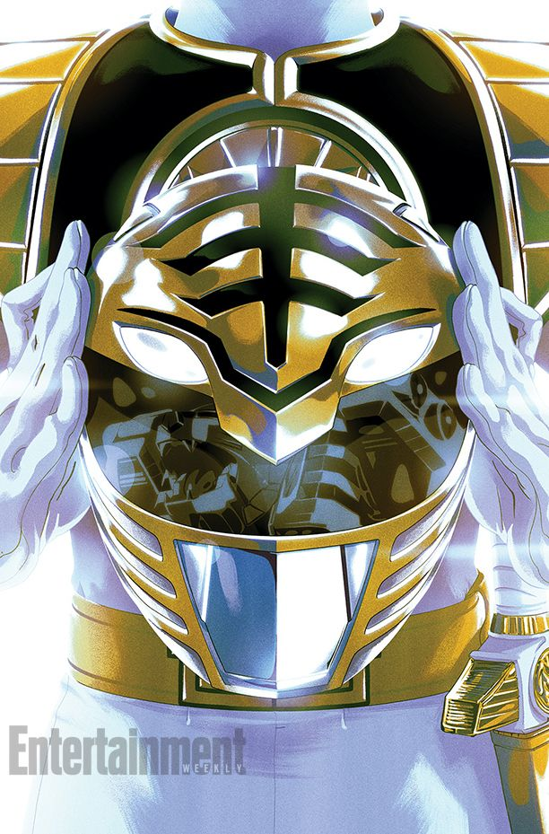 Mighty Morphin Power Rangers Comic Book To Debut In 2016