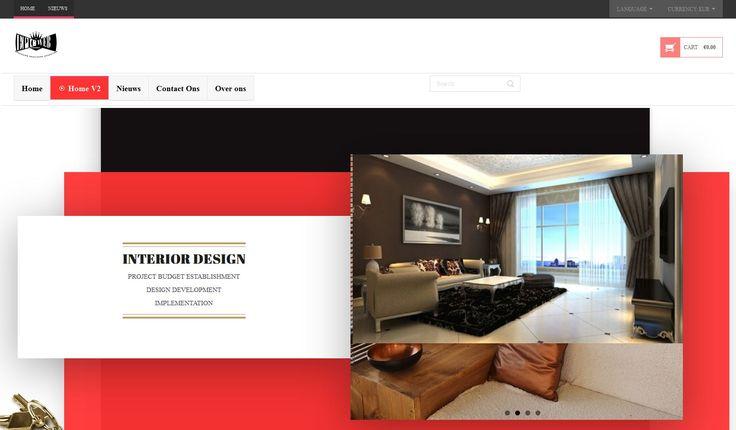 awesome Interieur webwinkel