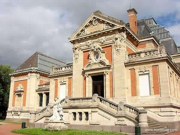 Musée des Beaux Arts.