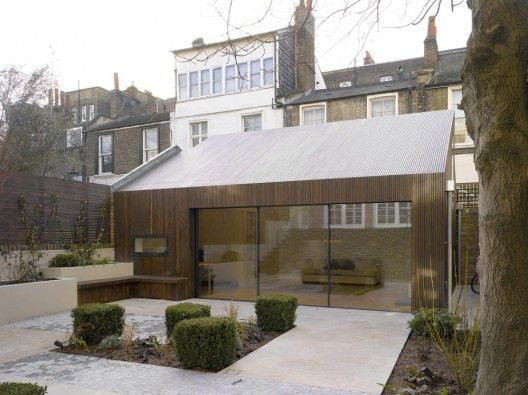 Lateral House -- Architects: Pitman Tozer Location: Notting Hill, London, UK Architect In Charge: Jonathan Crossley Design Team: Luke Tozer, Tim Pitman, Jonathan Crossley, Simon Graham, Chris Browne Area: 310 sqm Year: 2013 Photographs: Nick Kane