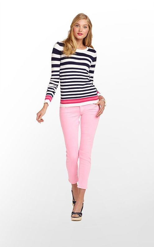 lilly: Worth Skinny, Outfits, Fashion, Lilly Pulitzer, Style, Dream Closet, Pink Pants, Skinny Mini