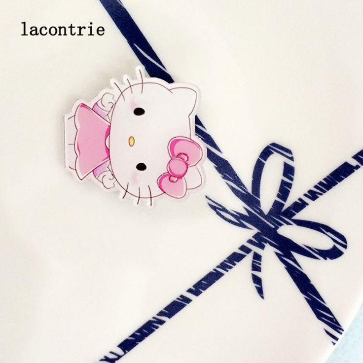 1 PCS Pink Series No.2 Icon Badges for Clothing Acrylic Badges Backpack Decoration Cartoon Icons on The Pin Badge