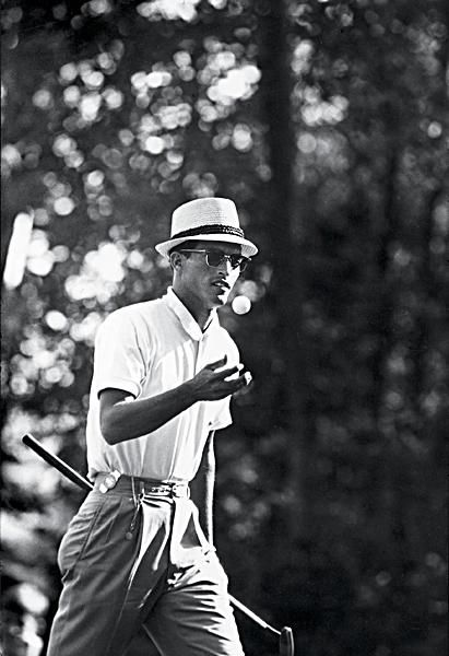 How to Look Like a (Golf) Player via the '60s