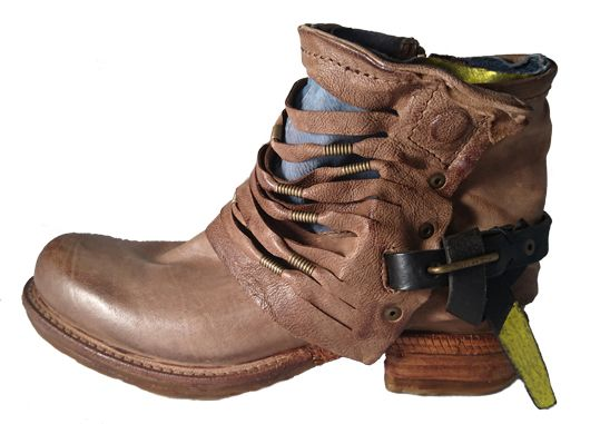 Trendy fashion Italian low boots for women by Airstep AS 98