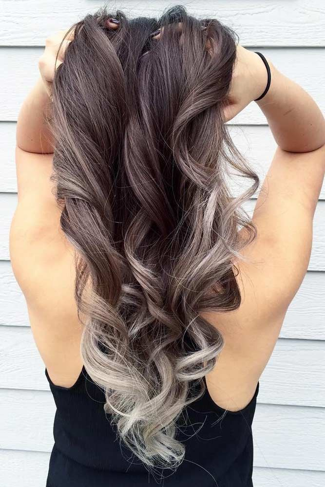 best 25 silver ombre hair ideas on pinterest silver ombre grey ombre and of hair color ideas. Black Bedroom Furniture Sets. Home Design Ideas