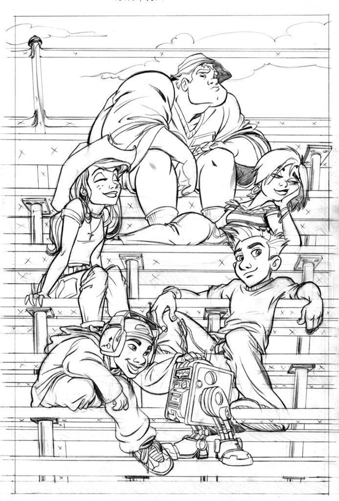 Tom Bancroft Character Design Book : Best cartoon people ideas on pinterest