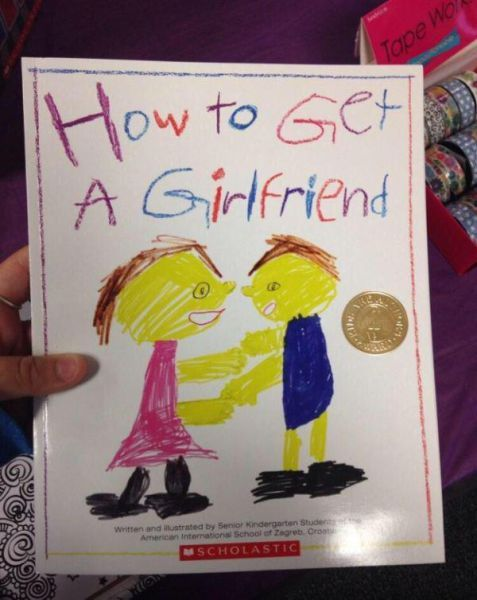 how to get a girlfriend in 2nd grade for real