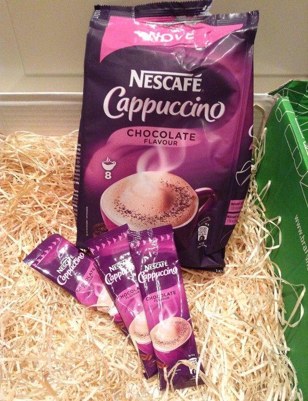Nescafé Cappuccino Chocolate