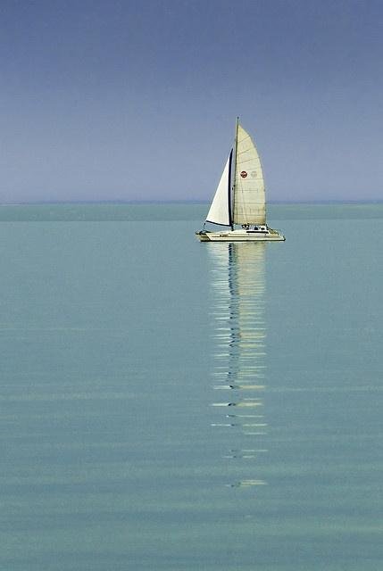 Lake Balaton, Nagyhantos, Fejer, Hungary.  Photo: youngrobv, via Flickr