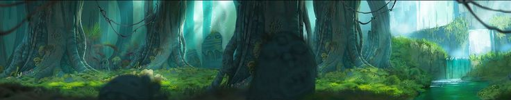 BY: Flooney.....Rayman Origins development art .....Click on image to enlarge....