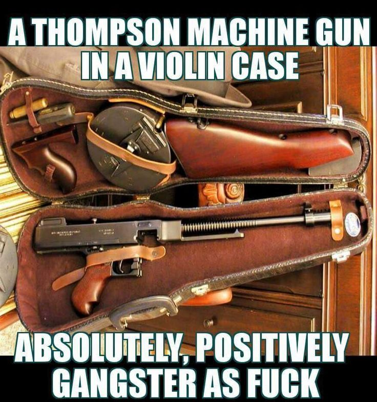 Tommy gun meme gangster memeSave those thumbs & bucks w/ free shipping on this magloader I purchased mine http://www.amazon.com/shops/raeind  No more leaving the last round out because it is too hard to get in. And you will load them faster and easier, to maximize your shooting enjoyment.  loader does it all easily, painlessly, and perfectly reliably
