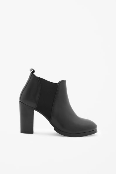 Heeled chelsea boots - COS
