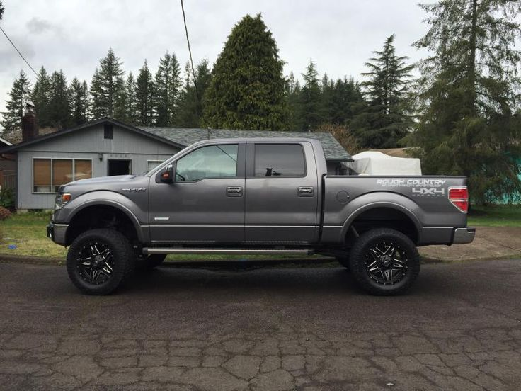 6in Suspension Lift Kit for 2014 Ford F-150 Pickup [575.22 ...
