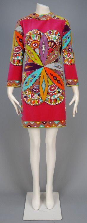 Dress Emilio Pucci, 1970s Whitaker Auctions