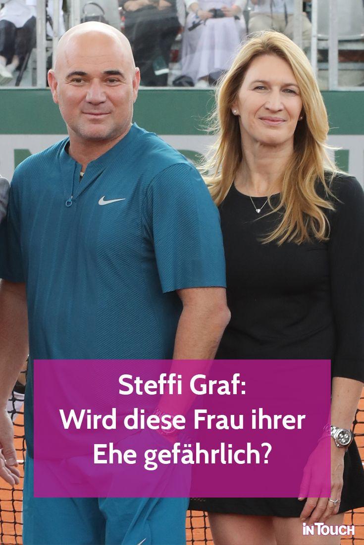 Andre Agassi Steffi Graf Bringt Diese Frau Ihre Ehe In Gefahr Steffi Graf Andre Agassi Ehe