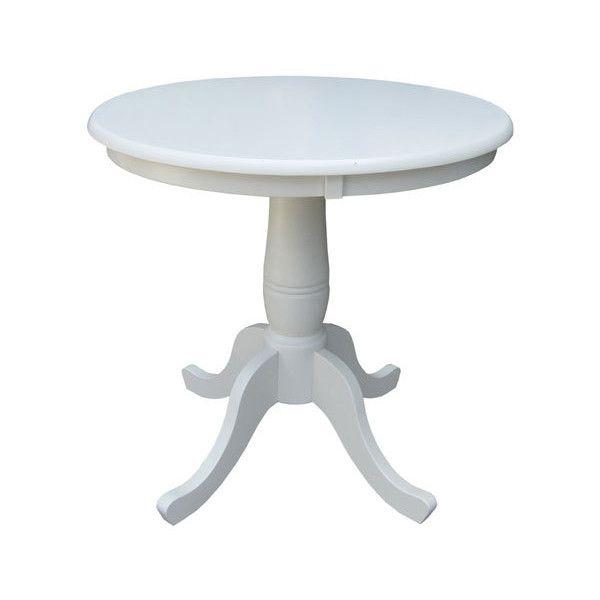 30 Inch Round Kitchen Table: Best 25+ Round Pedestal Tables Ideas On Pinterest