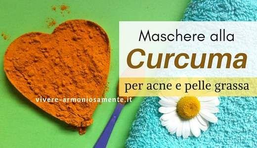 Una maschera alla curcuma per acne e pelle grassa, aiuta a ridurre notevolmente il problema. Ecco 3 maschere alla curcuma molto efficaci contro i brufoli